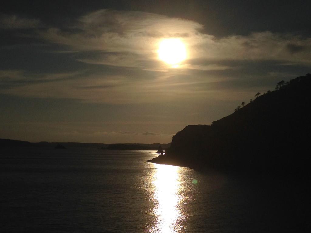 Volle Maan 'Pen ar Vin' Telgrus-sur-Mer 31 juli 2015